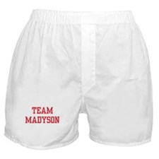 TEAM MADYSON  Boxer Shorts