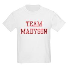 TEAM MADYSON  Kids T-Shirt