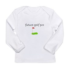 future golf pro.bmp Long Sleeve T-Shirt