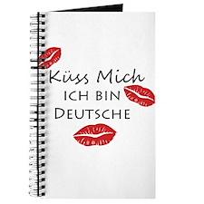 Kuss Mich Ich Bin Deustche Kiss Me I am German Jou