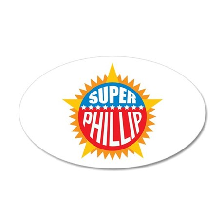 Super Phillip Wall Decal