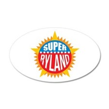 Super Ryland Wall Decal
