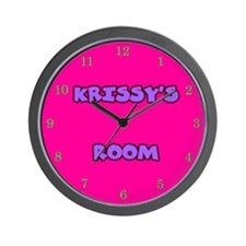 Cute Insanity0 Wall Clock