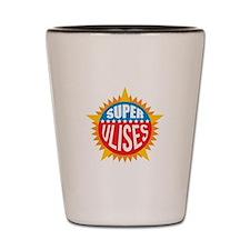 Super Ulises Shot Glass