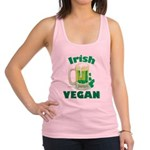 Irish Vegan Racerback Tank Top