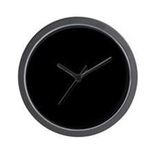 Elvin the Impersonator Wall Clock