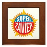 Super Zavier Framed Tile