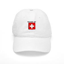 Custom Switzerland Flag Baseball Baseball Cap