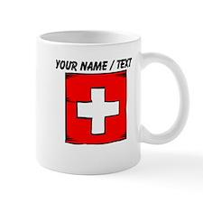 Custom Switzerland Flag Mug
