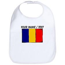 Custom Romania Flag Bib