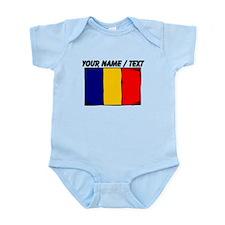 Custom Romania Flag Body Suit