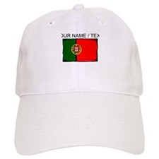 Custom Portugal Flag Baseball Baseball Cap