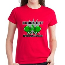 Knock Out MITO Disease Tee