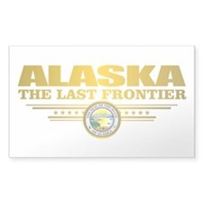 Alaska Pride Decal