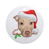 Zoey Christmas Ornament (Round)