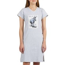 Mules Rule Women's Nightshirt