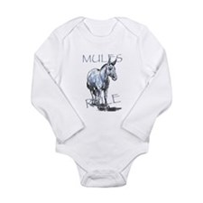 Mules Rule Body Suit