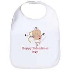 Happy Valentines Day (Girl 2) Bib