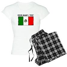 Custom Mexico Flag Pajamas