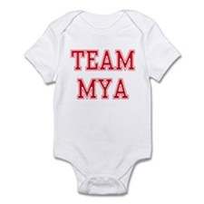 TEAM MYA  Infant Creeper