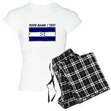 Custom Honduras Flag Pajamas