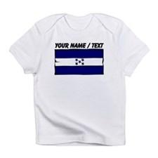 Custom Honduras Flag Infant T-Shirt