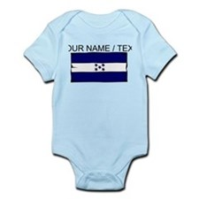 Custom Honduras Flag Body Suit
