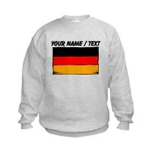 Custom Germany Flag Sweatshirt