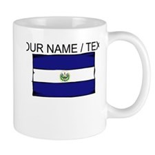 Custom El Salvador Flag Mug