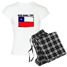 Custom Chile Flag Pajamas