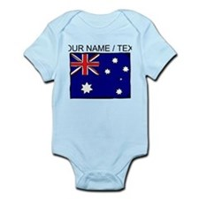 Custom Australia Flag Body Suit
