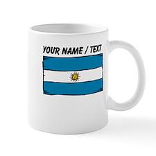Custom Argentina Flag Mug