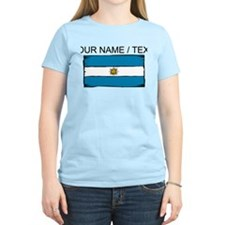 Custom Argentina Flag T-Shirt