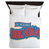 The Incredible Brendan Queen Duvet