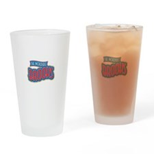 The Incredible Brooks Drinking Glass
