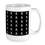 Henry Averys Jolly Roger Pirate Flag.png Mug