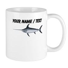 Custom Swordfish Mug