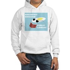 Breakfast Kingdom Public Library Hoodie