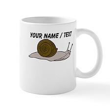 Custom Snail Mug