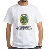 94th MP Company <BR>White Tee Shirt
