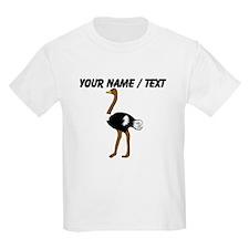 Custom Ostrich T-Shirt