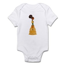 Golden Princess Infant Body Suit