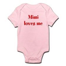 Mimi Loves Me Body Suit