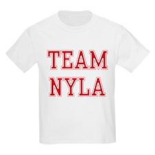 TEAM NYLA  Kids T-Shirt