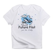 Cute Toddler airplane Infant T-Shirt