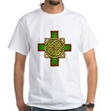 "*2-SIDED* ""Celtic Cross"" Mens Tee"