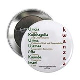 Kwanzaa Button
