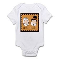 Give Thanks Infant Bodysuit