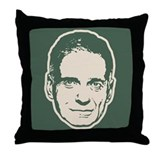 Ralph Nader Throw Pillow
