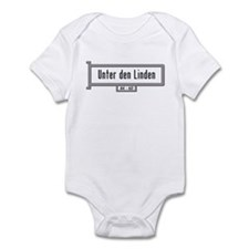 Unter den Linden, Berlin - Germany Infant Bodysuit